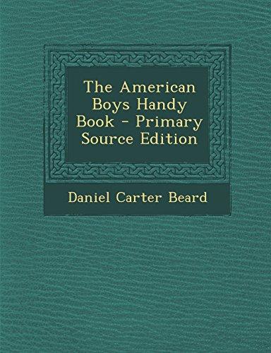 9781293603932: The American Boys Handy Book