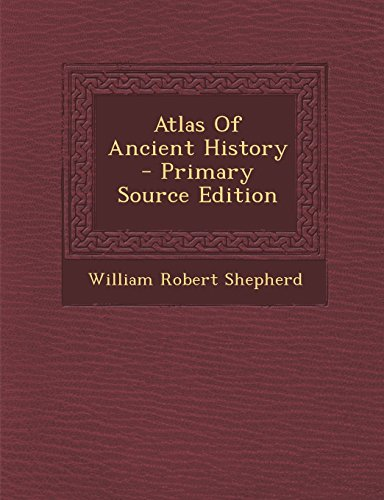 9781293618691: Atlas Of Ancient History