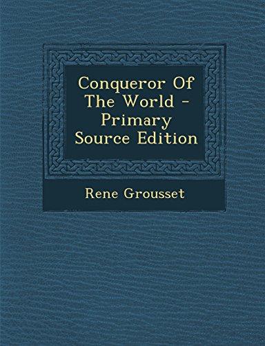9781293658215: Conqueror Of The World