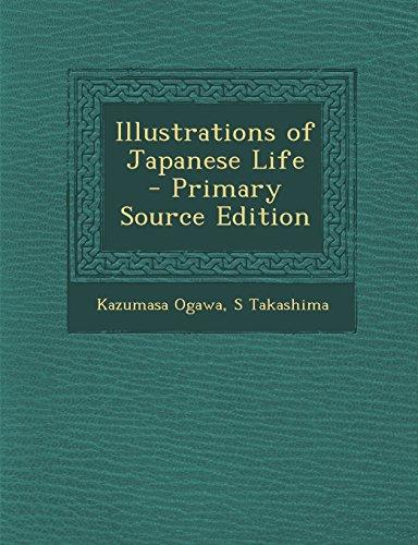 Illustrations of Japanese Life (Paperback): Kazumasa Ogawa, S