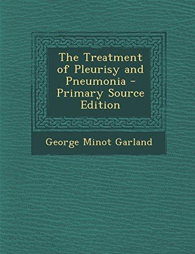 9781293693674: The Treatment of Pleurisy and Pneumonia