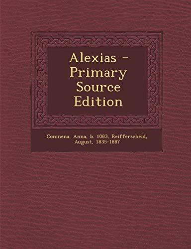 9781293708880: Alexias (Ancient Greek Edition)