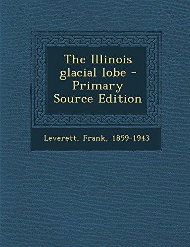 9781293708996: The Illinois glacial lobe