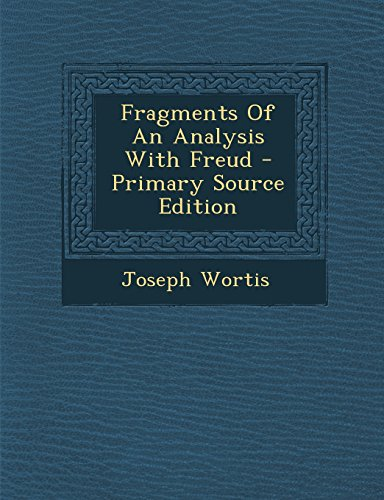 9781293725085: Fragments Of An Analysis With Freud