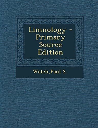 9781293725412: Limnology