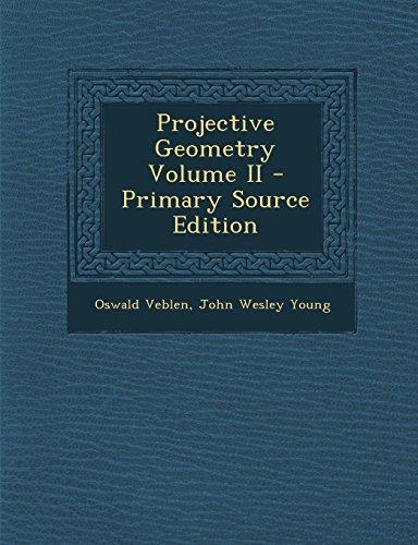 9781293726150: Projective Geometry Volume II