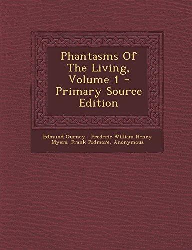 9781293727621: Phantasms Of The Living, Volume 1