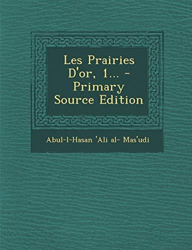9781293731048: Les Prairies D'Or, 1...