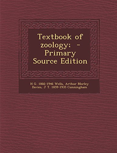 9781293743089: Textbook of zoology;