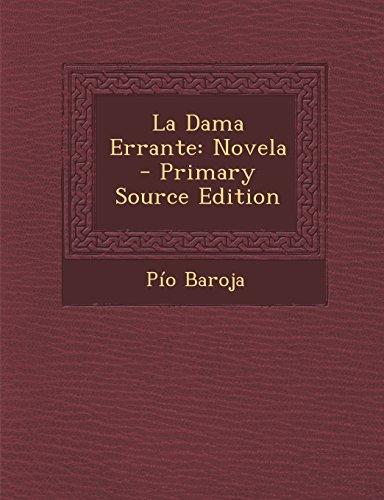 9781293746059: La Dama Errante: Novela