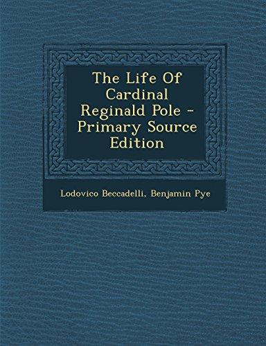 9781293748404: The Life Of Cardinal Reginald Pole