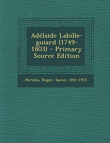 9781293757994: Adelaide Labille-Guiard (1749-1803)