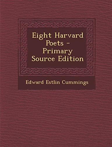 9781293766927: Eight Harvard Poets