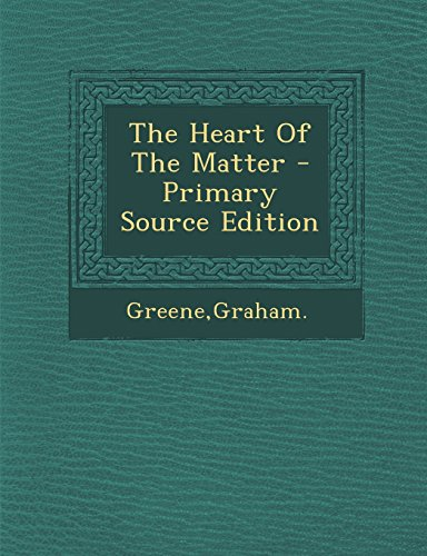 9781293779927: The Heart Of The Matter