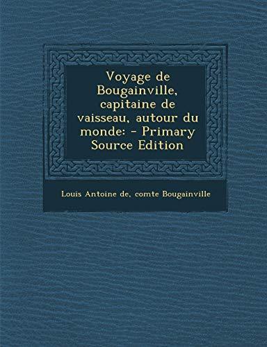 9781293791547: Voyage de Bougainville, capitaine de vaisseau, autour du monde (French Edition)