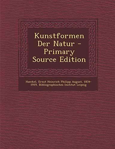 9781293794968: Kunstformen Der Natur