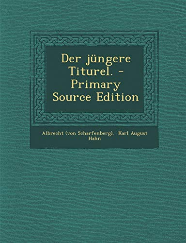 9781293795026: Der jüngere Titurel. (German Edition)