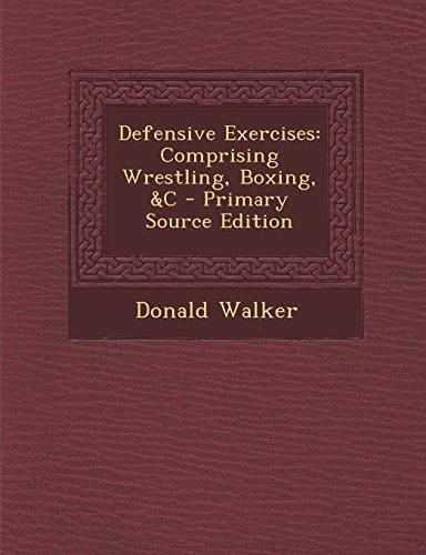9781293796672: Defensive Exercises: Comprising Wrestling