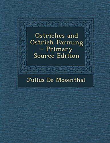 9781293797112: Ostriches and Ostrich Farming