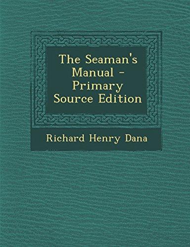 9781293797495: The Seaman's Manual