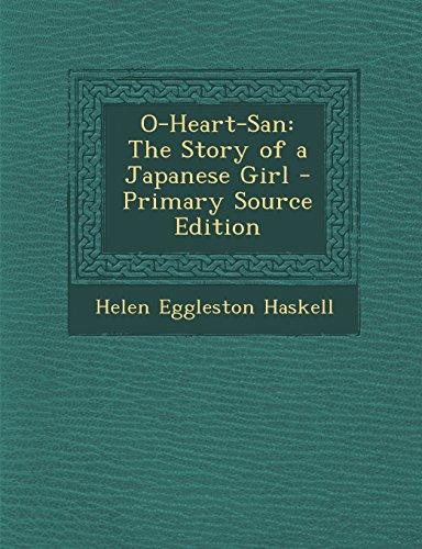 9781293798683: O-Heart-San: The Story of a Japanese Girl