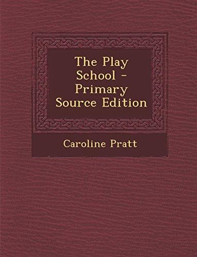 9781293798706: The Play School