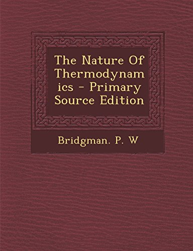 9781293802243: The Nature Of Thermodynamics