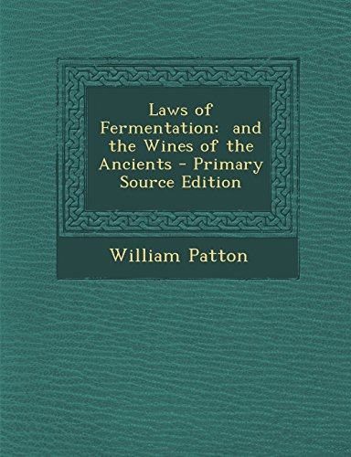 9781293802601: Laws of Fermentation: and the Wines of the Ancients