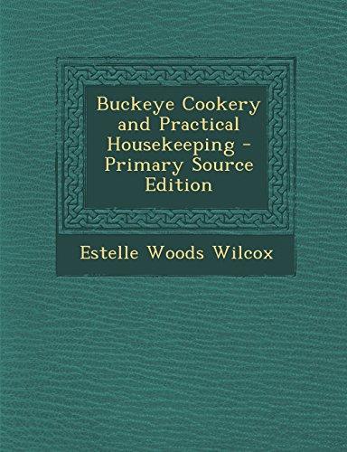 9781293804506: Buckeye Cookery and Practical Housekeeping