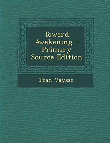9781293812228: Toward Awakening