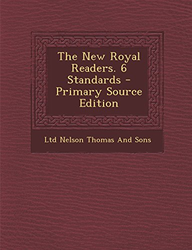 9781293812785: The New Royal Readers. 6 Standards