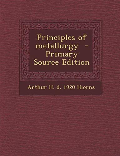 9781293817681: Principles of metallurgy