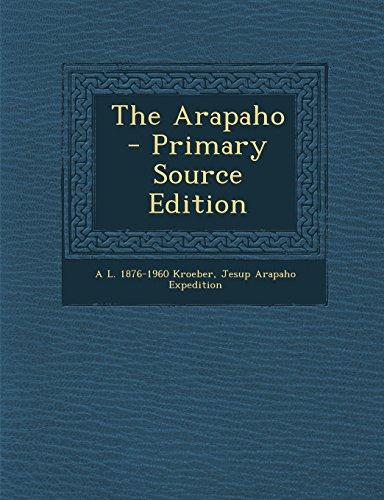9781293818268: The Arapaho