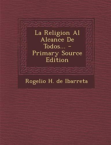 9781293819685: La Religion Al Alcance De Todos...
