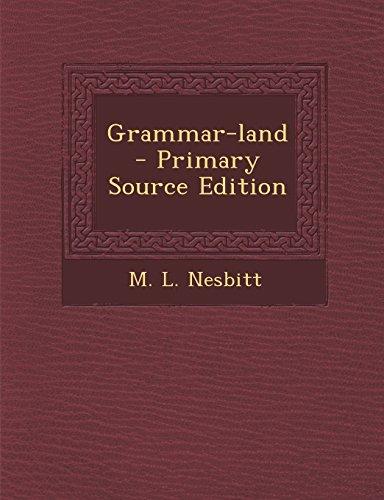 9781293825976: Grammar-land