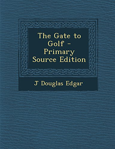 9781293829974: The Gate to Golf