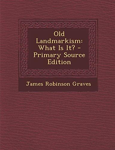 9781293830284: Old Landmarkism: What Is It?