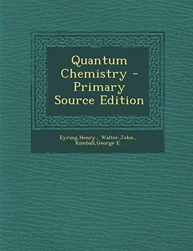 9781293831410: Quantum Chemistry