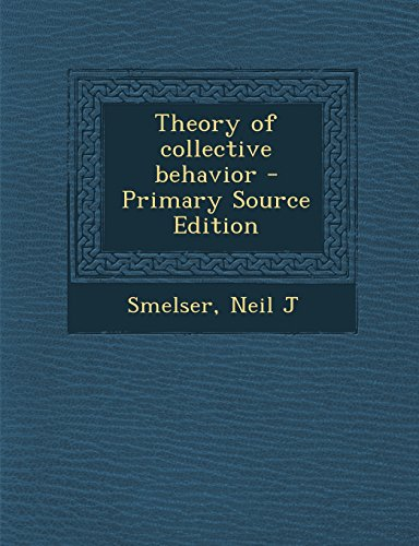 9781293831618: Theory of collective behavior