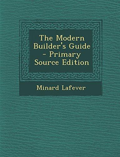 9781293832196: The Modern Builder's Guide