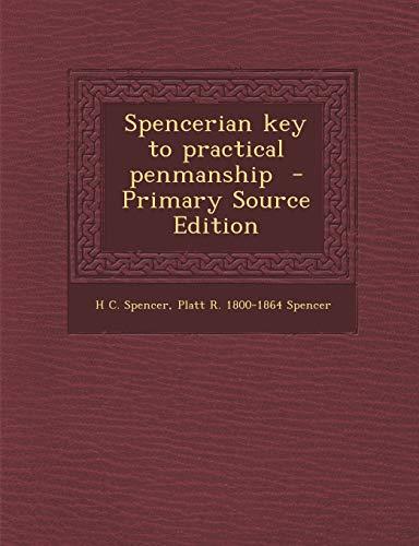 9781293833506: Spencerian key to practical penmanship