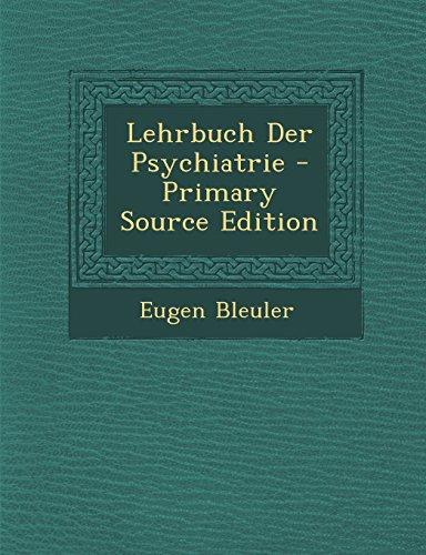 9781293834008: Lehrbuch Der Psychiatrie