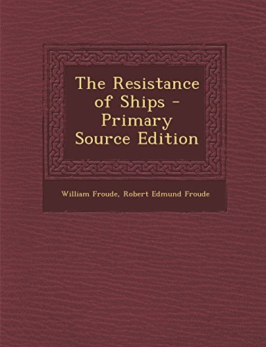 9781293854143: The Resistance of Ships