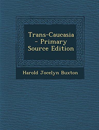 9781293859506: Trans-Caucasia