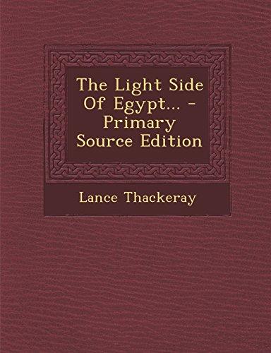 9781293868393: The Light Side Of Egypt...