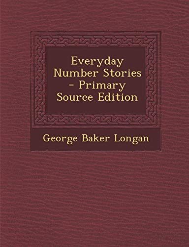 9781293874813: Everyday Number Stories - Primary Source Edition