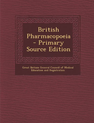 9781294062820: British Pharmacopoeia