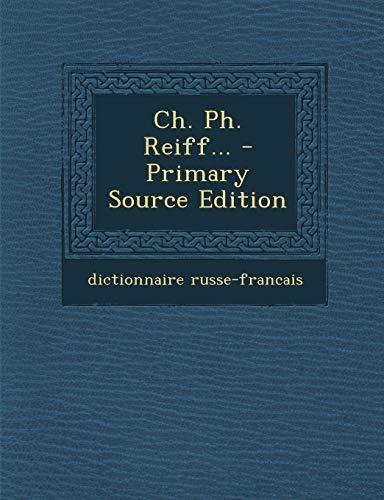 9781294082064: Ch. Ph. Reiff...