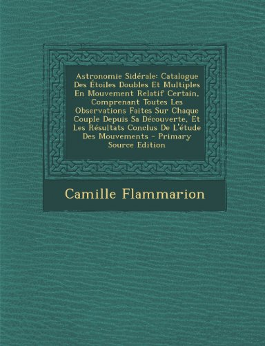 Camille Flammarion: Making science popular