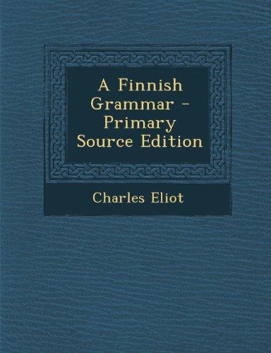 9781294309413: A Finnish Grammar